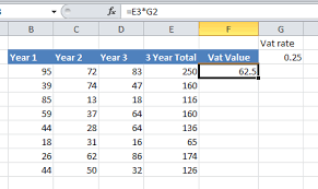 Vat Calculation Formula In Excel Download Formula Friday Happy New Year The Dollar Sign In An