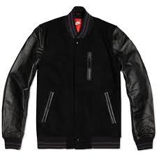 nike destroyer jacket black 1