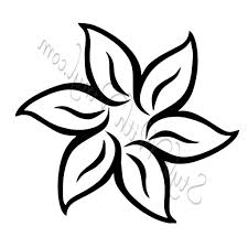 Small Picture Easy Drawing Of Flower Cute Easy Flowers To Draw Drawing Artisan