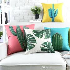 decoration pillow cover bedroom sofa decoration replacement seat cushions for outdoor furniture chair from