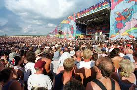 Talking Stick Pool Concert Seating Chart Woodstock 99 Spins Live Report From The Music Festival Spin