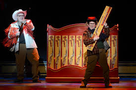 'a christmas story live' review roundup: A Christmas Story Musical Prompts Laughs Tears A Review Michael S Mind S Eye