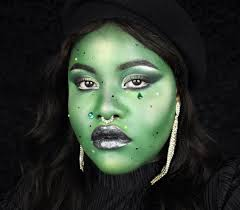 naomi wicked witch of the west makeup costume