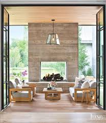 images of montebello see through astria fireplaces best 25 indoor outdoor fireplaces ideas on farmhouse