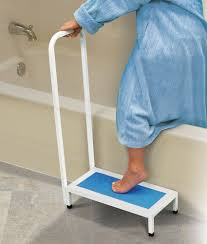 north american healthcare bath step supports up to 500 lbs non