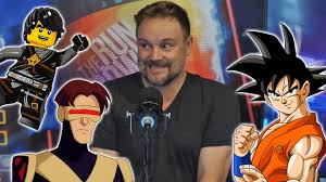 Dragon Ball Z voice actor Kirby Morrow ...
