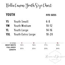 Custom Design Youth Tee Your Design Tee Design Your Own Shirt Custom Bella Canvas Youth Shirt Personalized Tee Youth Tee Kids Shirt