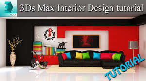 3Ds max Interior Design tutorial 2 || Vray lighting and rendering || -  YouTube