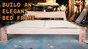 king bed frame wood. Building A Beautiful Queen Size Bed Frame King Wood