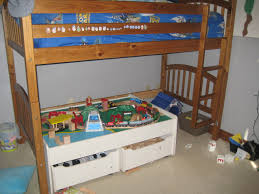 Awesome Homemade Bunk Beds Plans Pics Design Inspiration