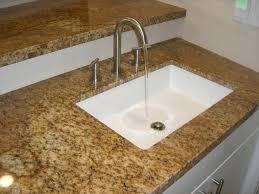 best undermount kitchen sinks for granite countertops cozy bathroom sinks for granite