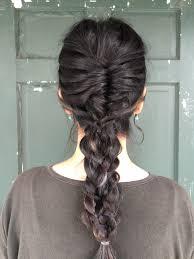 黒髪でも似合うヘアアレンジでトレンドの髪型へ Hair