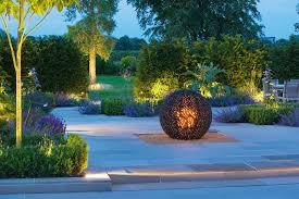 exterior lighting design ideas. Garden Light Design Ideas Landscape Contemporary With Dark Planet Exterior Lighting Outdoor N