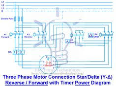 typical connection diagrams three phase motors \