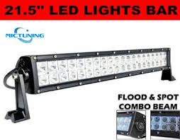 "mictuning 20"" 22″ inch 120w combo spot flood cree led light bar mictuning 20 22 inch 120w combo spot flood"