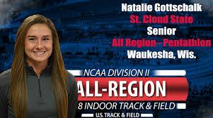 Natalie Gottschalk Earns 2018 USTFCCCA Division II Indoor Track ...