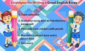tips for writing a good english essay tutorvista blog 5 tips for writing a good english essay