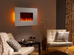 good modern wall mount fireplace  for with modern wall mount