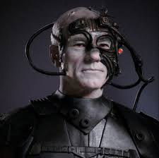 Image result for locutus of borg
