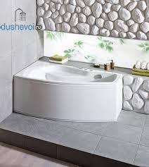 <b>Акриловая ванна Santek Майорка</b> 150x90, цена 14307 руб в ...