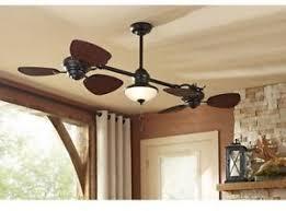 designer double ceiling fan bronze 6 blade in outdoor downrod regarding double ceiling fan with light
