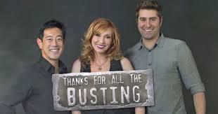 MythBusters' drops hosts Kari Byron, Grant Imahara, Tory Belleci - CNET