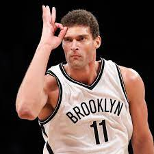 Brook Lopez, the Nets' all-time leading ...