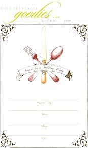 dinner invitations templates free printable dinner invitations graduation dinner invitations