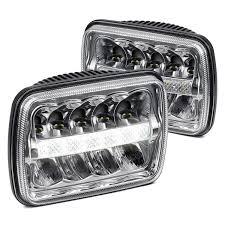 Sealed Beam Lights Lumen Rectangular Sealed Beam Led Headlights