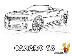 Small Picture Camaro Mirror Coloring Coloring Pages