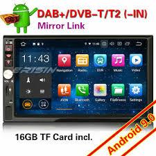 <b>2 DIN</b> Universal <b>Android 9.0</b> GPS Autoradio Bluetooth WiFi 4G ...