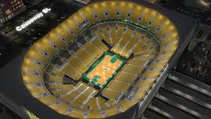 Boston Celtics Virtual Venue By Iomedia