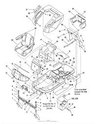 Simplicity 7800381 axion 21hp czt2142 zero turn rider w42 diagram frame body seat group bobcat mower wiring diagram simplicity