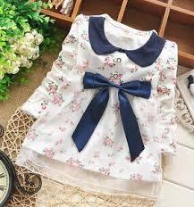 New <b>Fashion Lace Baby Girls</b> Cotton Big Bow <b>Infants</b> Nice Floral ...