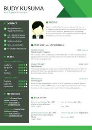 Resume Design Templates Free Enchanting Pro Resume Red Templates Artistic Unique Designer Great Word
