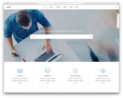 13 innovative wordpress tech support themes plugins 2016 colorlib uncode tech support wordpress template