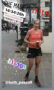 Back Before Tea-Time: Ultra-Runner Beth Pascal Annihilates Bob ...