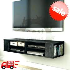 console table below tv mount on wall table under mounted wall mount media center shelf floating