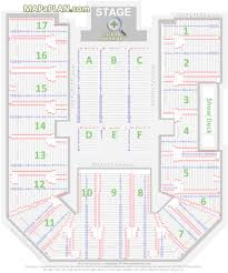 detailed chart with individual seats rows blocks numbers birmingham genting nec lg arena seating plan