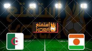 معلق الجزائر ضد النيجر الثلاثاء 2021/10/12 والقنوات الناقلة في تصفيات كأس  العالم - إستمتع كورة