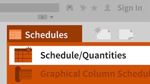 Blank Schedule Creating A Blank Schedule