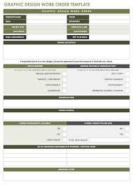 Flooring Work Order Template 15 Free Work Order Templates Smartsheet