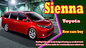 2019 Toyota Sienna | 2019 Toyota Sienna Colors | 2019 Toyota ...