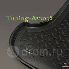 <b>Коврики</b> в <b>салон полиуретан</b> ( <b>черные</b> ) Volvo XC70 (2007 ...