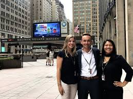 hpu students gain marketing experience at madison square garden