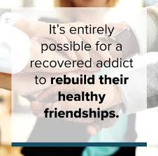 Quotes About Loving An Addict Impressive How To Repair Relationships Broken By Addiction JourneyPure River