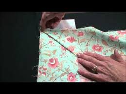 How to miter a Quilt Border - YouTube & How to miter a Quilt Border Adamdwight.com