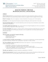 Resume Objective For Banking Job Sidemcicek Com