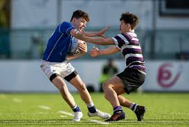 Leinster Rugby   Terenure College into second round with D6 derby win