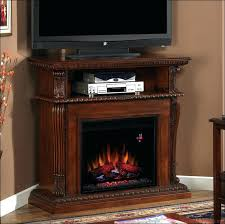 large antique white electric fireplace big heater stand combo tall entertainment center stone a console corner